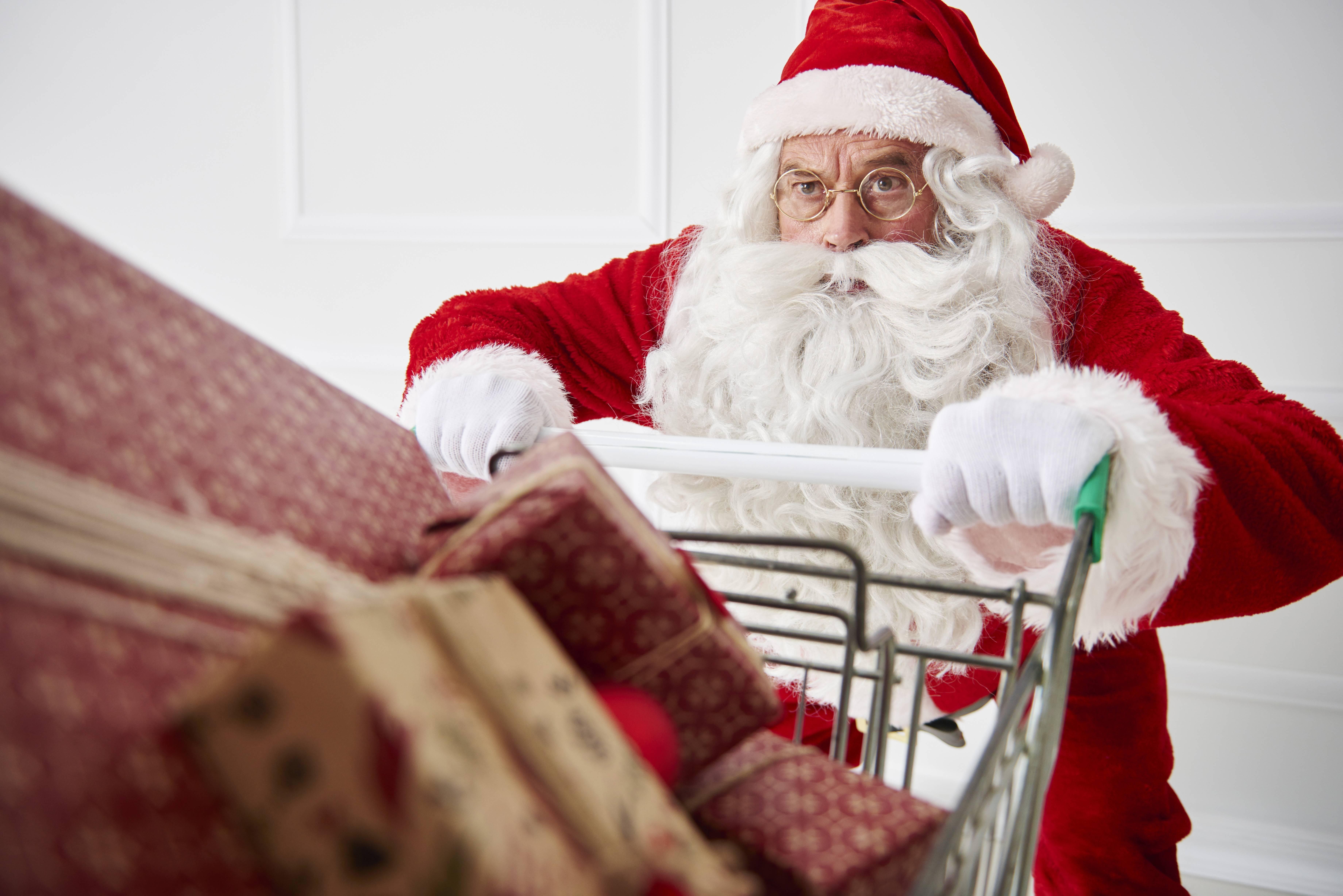 Socken Zu Weihnachten Tv Spot